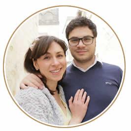 Paola e Giuseppe